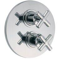 Huber Suite Inbouw thermostaat met stopkraan 23901HCR