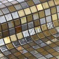 Mozaiek Ezarri Cocktail Kir Royal 2,5x2,5 cm (Doosinhoud 2 m²)