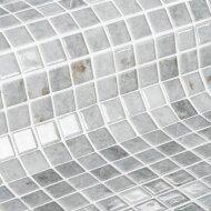 Mozaiek Ezarri Gemma Gibeon 2,5x2,5 cm (Doosinhoud 2 m²)