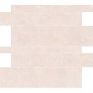 Vloertegel Tegelstroken Materia Ivory 5-10-15x60 rett (Doosinhoud 1,08 M²)