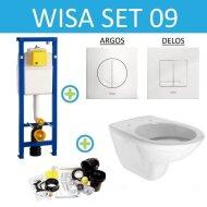 Wisa XS set09 Brussel (Met Argos of Delos drukplaat)
