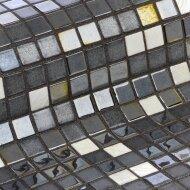 Mozaiek Ezarri Cocktail San Francisco 2,5x2,5 cm (Doosinhoud 2 m²)
