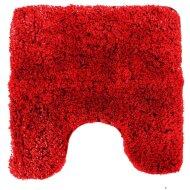 Toiletmat Allibert Tallin 50x50 cm Rood