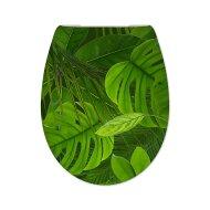 Toiletzitting Cedo Jungle Softclose Groen