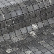 Mozaiek Ezarri Zen Phyllite 2,5x2,5 cm (Doosinhoud 2 m²)