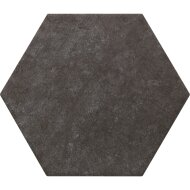 Hexagon Tegel Imso Bibulca Black 18x21 cm (doosinhoud 0.45 m2)