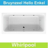 Whirlpool Bruynzeel Hello 180 x 80 cm Enkel systeem | Tegeldepot.nl