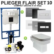Plieger Flair Compact set10 Carre