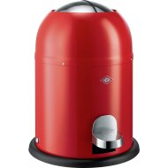 Afvalemmer Wesco Single Master 9 Liter Rood