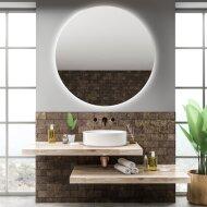 Spiegel Gliss Design Oko Rond LED Verlichting 60cm