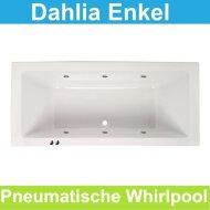 Whirlpool Boss & Wessing Dahlia 170x75 cm Enkel systeem