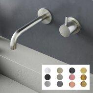 Wastafelkraan Hotbath Cobber Inbouw Eenhendel Mengkraan In 12 Kleuren Leverbaar