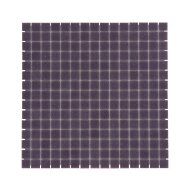 Mozaïek Amsterdam Basic 32.2x32.2 cm Glas Met Fijne Korrels Paars (Prijs Per 1.04 m2)