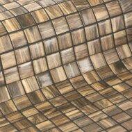 Mozaiek Ezarri Zen Palisandro 2,5x2,5 cm (Doosinhoud 2 m²)
