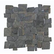 Mozaïek Random Gray Marmer 30x30 cm (Prijs per 1m²)