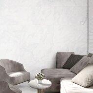 Vloertegel Cristacer Persia M-200 90x90 cm Porselein White Home (Doosinhoud: 1,62 m2)