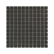 Mozaïek London 30x30 cm Onverglaasd Porselein, Mat Antislip En Zwart (Prijs Per 0.90 m2)