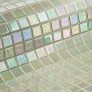 Mozaiek Ezarri Iris Marfil 3,6 3,6x3,6 cm (Doosinhoud 2 m²)