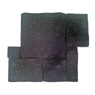 Mozaïek Lava Rough TB3F 30x30 cm (Prijs per 0,45m²)