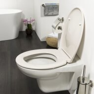 Toiletzitting Tiger Ventura Softclose Duroplast Camee