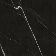 Vloertegel Mykonos Excelsior Black 120x120cm Glans Marmerlook Zwart (Doosinhoud 1.44m2)