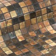 Mozaiek Ezarri Zen Riverstone 2,5x2,5 cm (Doosinhoud 2 m²)