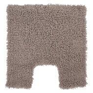Toiletmat Differnz Priori Antislip 60x60 cm Katoen Taupe