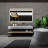 Spiegel Gliss Design Style Framework 11 mm LED Verlichting 160cm