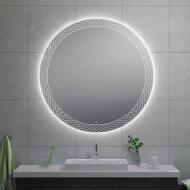 Badkamerspiegel Boss & Wessing Madri Rond LED Verlichting Condensvrij 120 cm