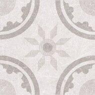 Materia Decor Rim White 20x20 (Doosinhoud 0,2 M²)