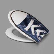 Sanimar Toiletzitting Carolina Beach Duroplast Softclose En Take Off Systeem Sneaker Design
