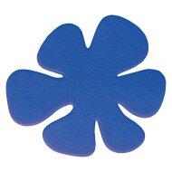 Antislip Plakkers Differnz Mini Mat Deco Blauw (6 stuks)