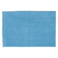 Badmat Differnz Candore Antislip 60x90 cm Microfiber Licht Blauw