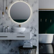 Badkamerspiegel Martens Design Rotondo