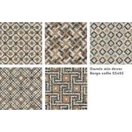 Terrazzo tegels Casale Borgo cotto 25x25 mix (Doosinhoud 0,25 M²)