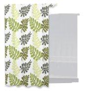 Douchegordijn Differnz Folia Polyester 180x200 cm Groen