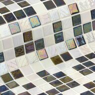 Mozaiek Ezarri Cocktail Manhattan 2,5x2,5 cm (Doosinhoud 2 m²)