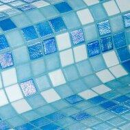Mozaiek Ezarri Iris Sky 2,5x2,5 cm (Doosinhoud 2 m²)