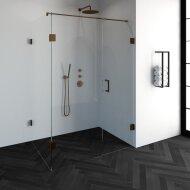 Douchecabine Compleet Just Creating Profielloos 3-Delig 100x140 cm Koper