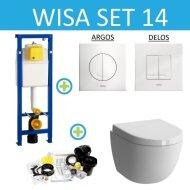 Wisa XS set14 Zero (Met Argos of Delos drukplaat)