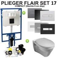 Plieger Flair Compact set17 Gustavsberg Saval Vlakspoel