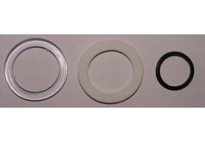 Reserve rubber afsluitring tbv clickwaste