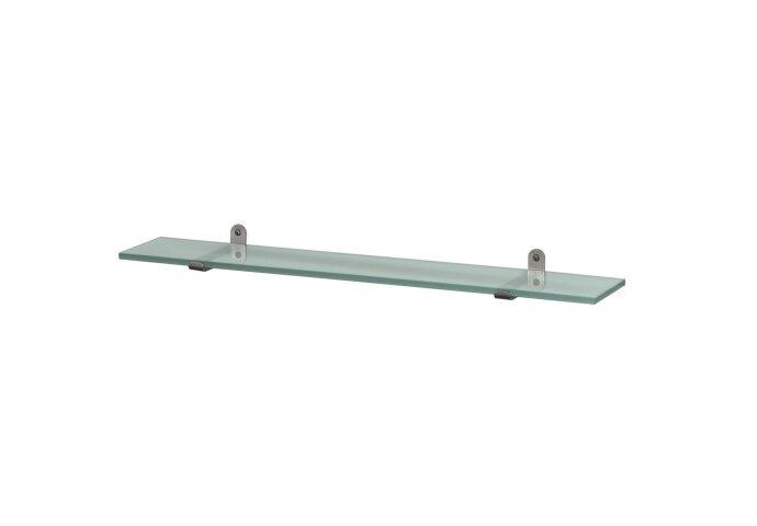 Planchet Haceka Ixi Glas 60x11 cm RVS