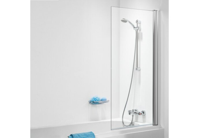 Badwand Sealskin 105 Get Wet 2-delig 100x140 cm 6 mm Veiligheidsglas