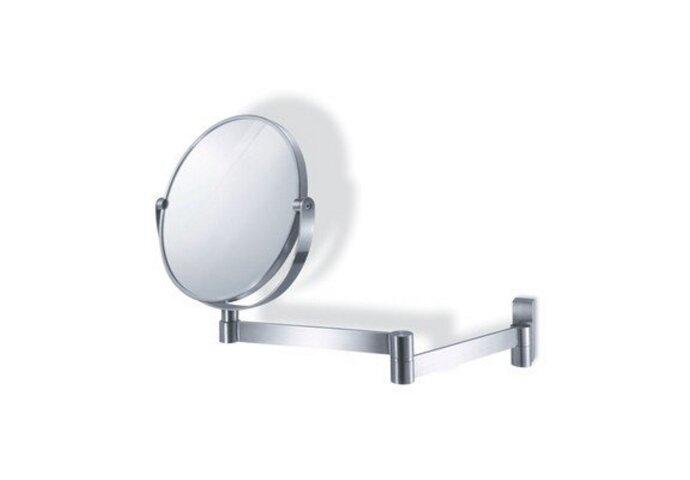 Make-up spiegel Zack Fresco 29,8x30,8x4,4 cm RVS