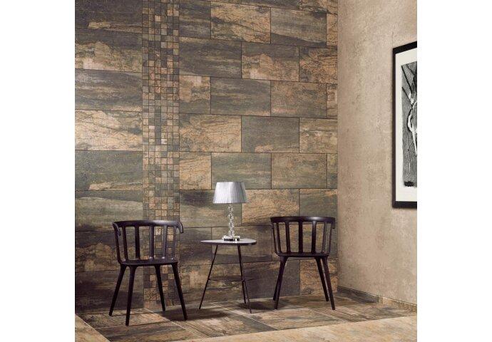 Vloertegel Cristacer Grand Canyon Clay 33x60cm | Tegeldepot.nl