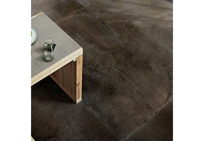 Vloertegel Florim Flowtech Aged Bronze Naturel 40x80 cm (Doosinhoud: 0,96 m2)