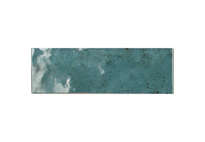 Wandtegel Tennessee Green Keramiek 5,2x16,1 cm