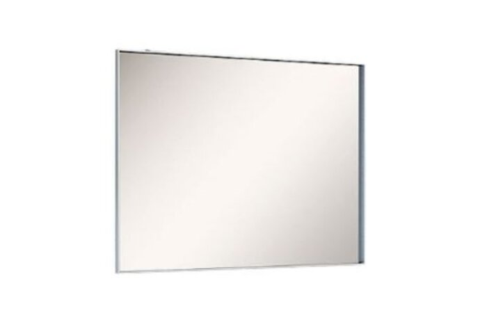 Wiesbaden Sigid spiegel aluminium lijst 120x60