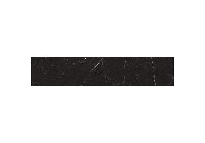 Visgraat Vloertegels Azulejo Carrara Black 10x50 cm (doosinhoud 0.73m2)